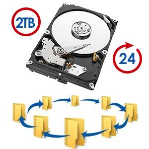 2TB Festplatte