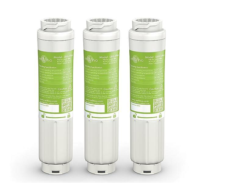 Bosch Kühlschrank Wasser Läuft Aus : 3x seltino sbh ultra service kühlschrank wasser filter für bosch