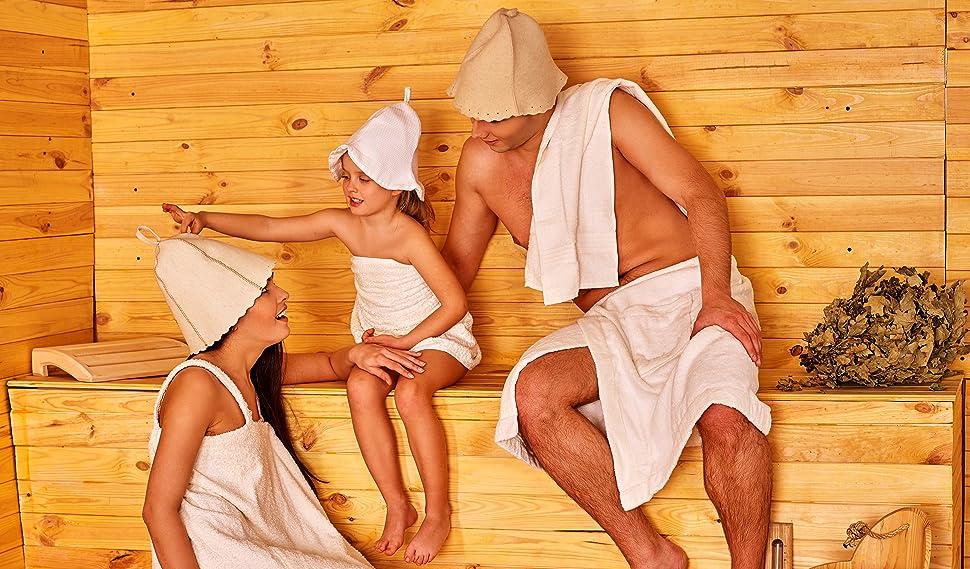 In der sauna steifen Der Besuch