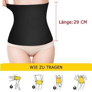 Postnatal - Cinturón abdominal y faja de cintura