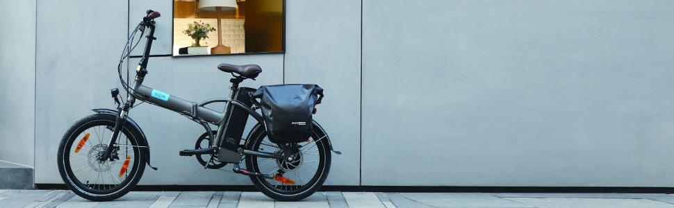 NCM Falt E-Bike