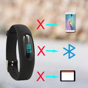 Schrittzähler Schrittzähler Armband schrittzähler ohne handy aktivitätstracker armbanduhr