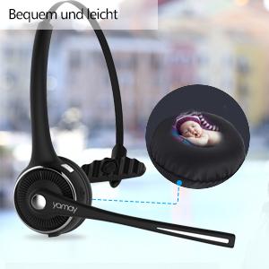 Bluetooth headset handy