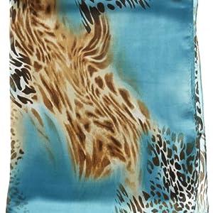 animal print türkis
