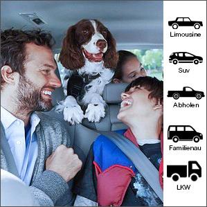 Fypo Autoschondecke Hunde Hundedecke Auto Kofferraumschutz Kratzfest Rutschfeste Verbreitert Rundumschutz Schondecke Für Auto Van Suv 166 140 Cm Haustier