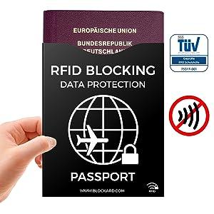 Reisepass Schutz