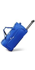 XL Reisetasche Blau