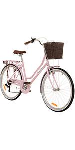 galano belgravia 26 zoll damenfahrrad hollandrad citybike 28 zoll 6 gang fahrrad stadtrad