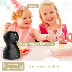 Zwei-Wege-Audio