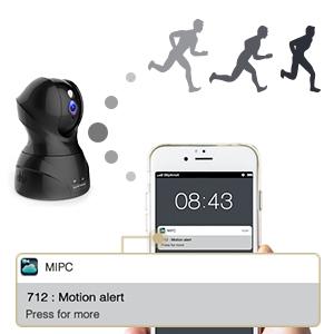 Bewegungserkennung