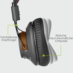 comfortable earpads