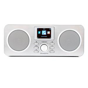 hi.Fi Anlage Hochauflösendes Farbdisplay Bluetooth Internet Radio