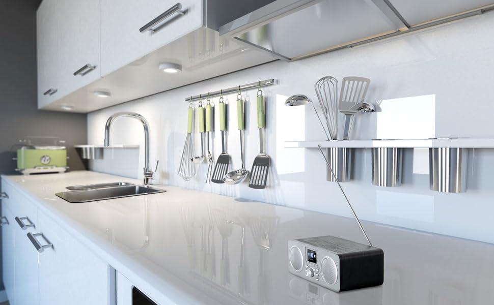 Modern Stylish Hi-Fi Bluetooth Lausprecher