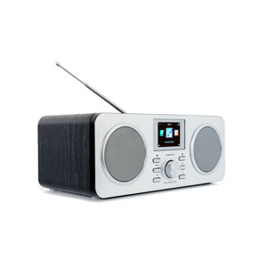 Modern Hi- Fi Stereo Anlage FM Radio Bluetooth Modern