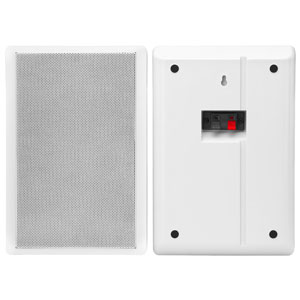 In Wall - Altavoces de pared (2 unidades, 160 W)