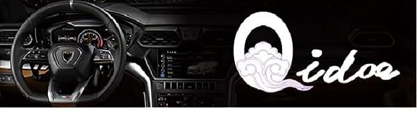 12V/24V mit LED Voltmeter Schalter 4 USB Anschlüsse für iPhone iPad Android Samsung GPS Autokamera