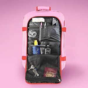 cabin max metz camouflage flugzugelassenes backpack gro. Black Bedroom Furniture Sets. Home Design Ideas