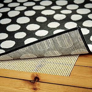 lumaland teppichunterlage antirutschmatte rutschfeste unterlage teppich stopper antirutschpad 50. Black Bedroom Furniture Sets. Home Design Ideas