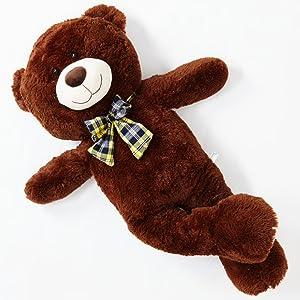 Dunkelbraun Süß 50 100 150 cm Teddy