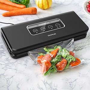 Lebensmittel bleiben vakuumiert bis zu l/änger frisch HEV/ÜY Mini Folienschwei/ßger/ät mini Bagsealer Hand-Folienschwei/ßger/ät Gray