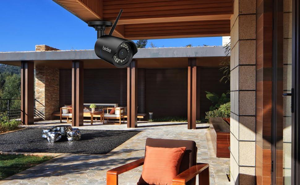 Мини камера WLAN на открито