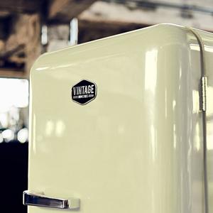 Vintage Industries - RC330 - Creme