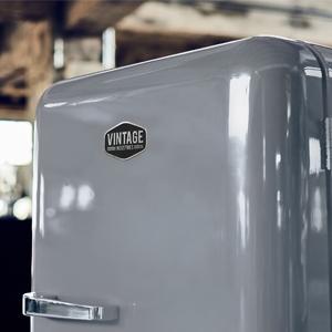 Vintage Industries - RC330 - Silber