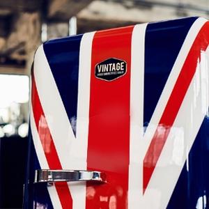 Vintage Industries - RC330 - UnionJack