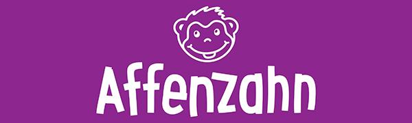 Affenzahn Kinderrucksack Kindergarten Kita nachhaltig FOND OF Logo