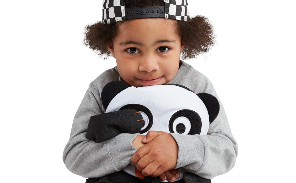 affenzahn kinderrucksack kindergartenrucksack paul panda großer freund