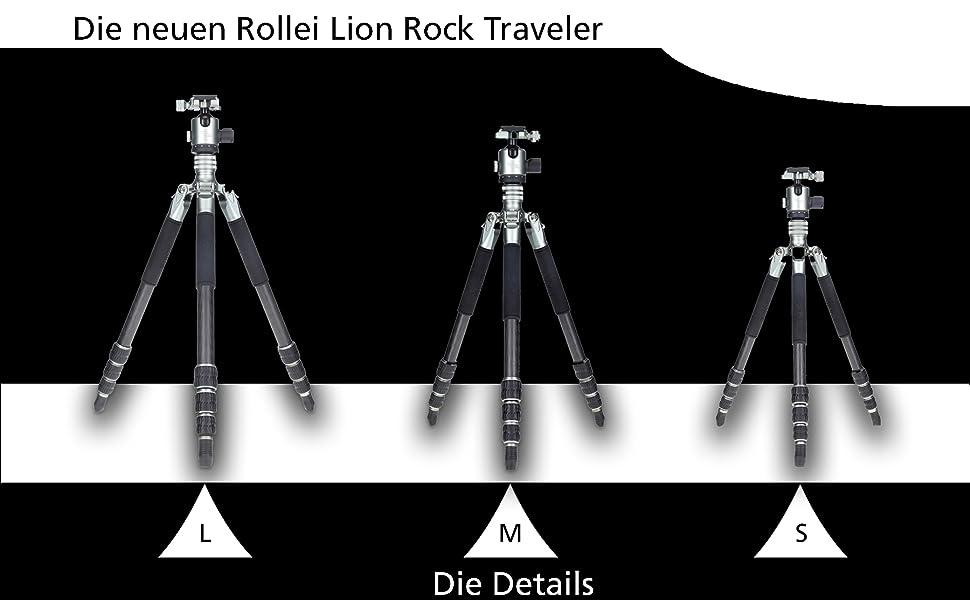 Rollei Lion Rock Camera Photo