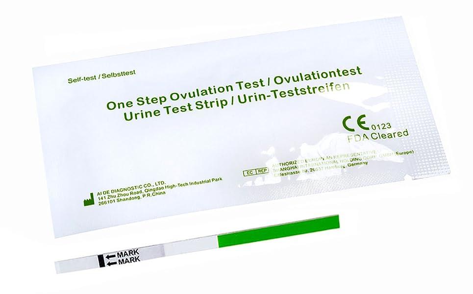 50 Ovulationstests mit optimaler Empfindlichkeit: Amazon.de ...