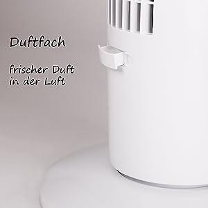Ventilator mit Duftfach