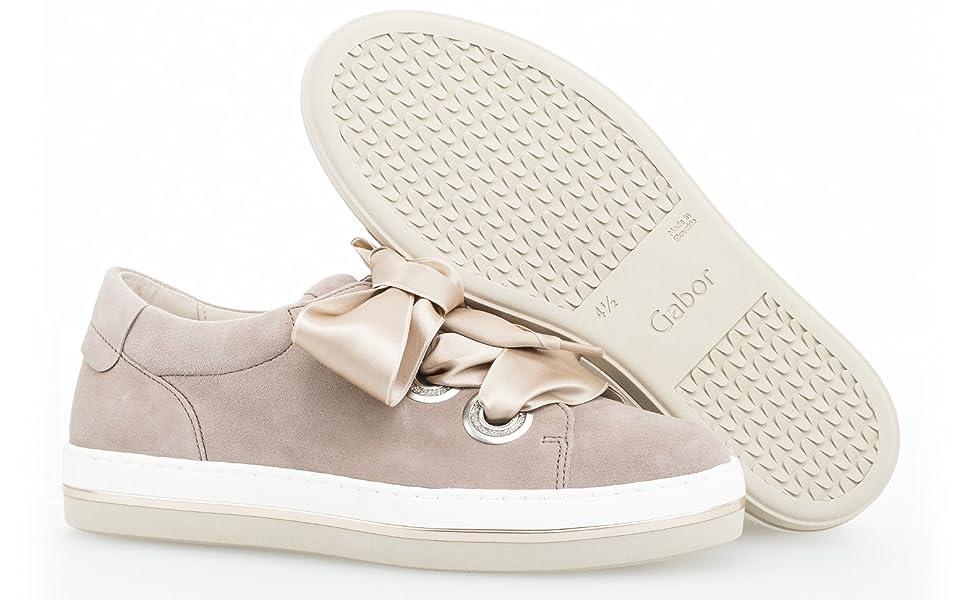 Gabor Sneaker Low 26.505.56 blau: : Schuhe