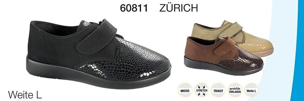85cd5f1f3339af Florett Zürich 60811 Unisex-Erwachsene Hausschuhe  Amazon.de  Schuhe ...