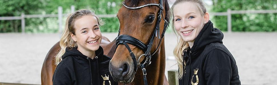Reitleggings Reithose Royal Horsemen Handytasche Gürtelschlaufen Damen Mädchen Kinder