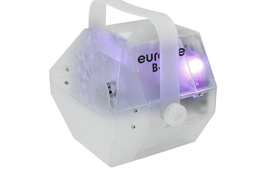 Effektmaschinen Herrlich Adj Bubbletron Seifenblasenmaschine