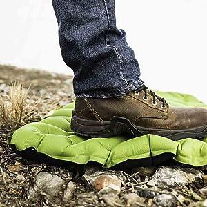 f9200d548cfc Klymit Static V2 isomatte camping schlafkissen aufblasbare luftmatte  luftmatratze trekking wandern