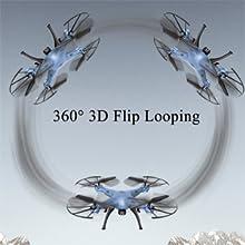 360 Flip Looping