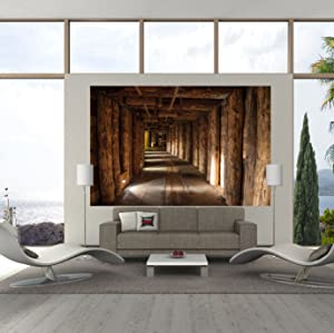 fototapete salzbergwerk wandbild dekoration salzmine wieliczka polen unesco weltkulturerbe. Black Bedroom Furniture Sets. Home Design Ideas