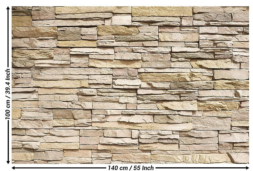 Poster Noble Stone Wall Wandbild Dekoration Moderne Wandverkleidung  Steinoptik Schiefergestein Mauer Sandstein Naturstein | Wandposter  Fotoposter Wanddeko ...