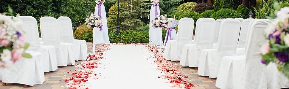 Läufer Hochzeitsteppich ab 2,95//m² lila Teppich Empfangsteppich VIP Teppich