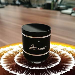 Adin Vibeboost Mini Kleiner Bluetooth Lautsprecher Mit Elektronik