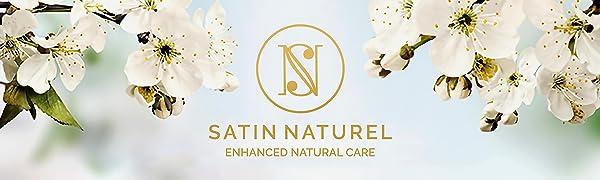 Logo Satin Naturel