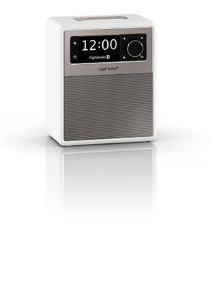 Sonoro Easy Digitalradio 2018 Weiß Elektronik