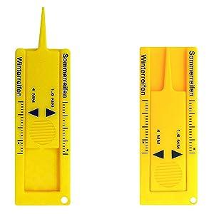 Profil-Tiefenmesser