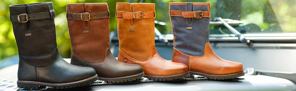 a9b7d1fe19c6 Der ultimative Outdoor Stiefel. Dieser Lederstiefel ist wasserdicht, warm  und atmungsaktiv. Mehr lesen. Travelin  North Cape Outdoor Stiefel Leder  Damen