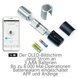 Batteriealarm