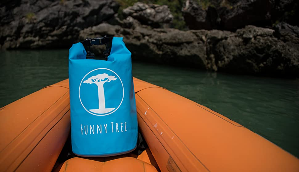 Funny Tree® Bolsa Seca. Impermeable (IPx6), Bolsa de Embalaje ...