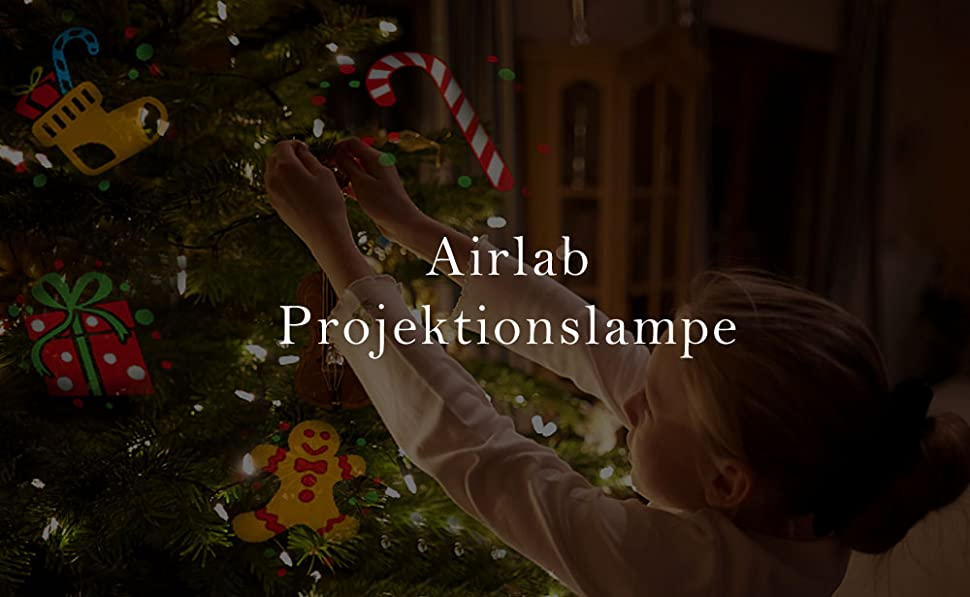 led projektionslampe halloween weihnachten dekoration airlab projektor weihnachten halloween. Black Bedroom Furniture Sets. Home Design Ideas